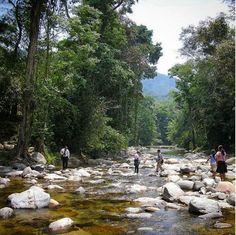 En el territorio rural en Jutiapa, Honduras. Przetłumacz
