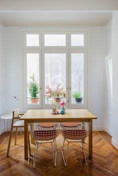 Estilo nórdico num apartamento em Madrid | Its Monday But Its Ok!
