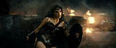 Gal Gadot as Diana Prince/Wonder Woman in Batman Vs Superman: Dawn of Justice.