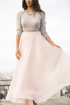 || Rita and Phill specializes in custom skirts. Follow Rita and Phill for more maxi skirts images.