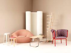 Коллаборация студентов и ведущих шведских мебельных брендов | AD Magazine