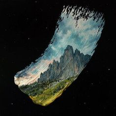 Brushstrokes in Time - Miniature Collection — David Ambarzumjan Art Painting Gallery, Artist Painting, Surreal Artwork, Summer Painting, Nature Images, Brush Strokes, Photo Manipulation, Cute Art, Creative Art