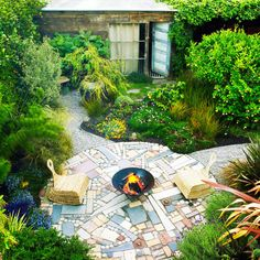 Incorporating earth-friendly elements - Sustainable Design for Your Garden - Sunset