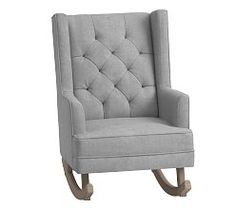 Upholstered Chairs, Glider Chairs, Nursing Chairs & Ottomans | Pottery Barn Kids