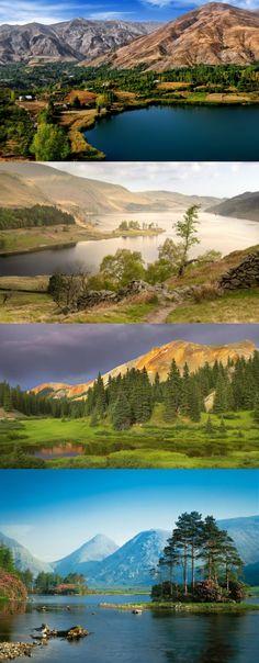 Ovan Lake Rivers, Iran, Lakes, Golf Courses, Nature, Outdoor, Outdoors, Naturaleza, River