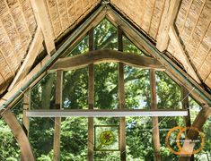 Looking for timber frame companies? Timber framed buildings by Carpenter Oak Ltd, experts in timber framed construction & timber frame commercial buildings. Construction, Windows, Building, Frame, Picture Frame, Buildings, Frames, Ramen, Window