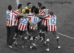 Atleti, Atleti, Atlético de Madrid.