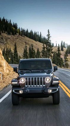 Jeep Wrangler_Unlimited Wallpaper