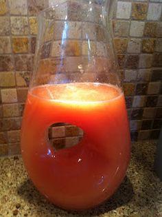 Fresh Pressed/Squeezed Grapefruit Juice