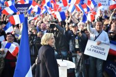 Punters Overwhelmingly Backing Underdog Le Pen On Eve of Election