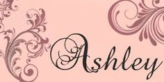 Image result for Ashley name Ashley Name, Name Wallpaper, Women Names, Name Cards, Cute Wallpapers, Letters, Virgo, Numbers, Awesome