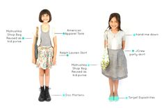 KID STYLE WITH MOM'S SHOP BAGS Wondermint Kids | Wondermint Kids