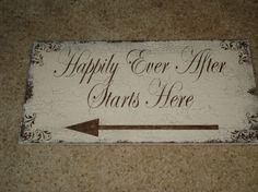 shabby chic wedding ceremony | Vintage/Shabby Chic Wooden Wedding Signage : wedding ceremony signs ...