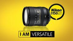 Check out: Nikon AF-S DX 16-85mm f/3.5-5.6G ED VR on MyNikonLife.com.au Nikon Dx, Photography Tips, Lenses, Vr, Check, Pictures, Photo Tips