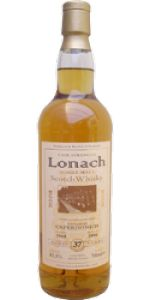 Caperdonich 1968 37Y Duncan Taylor 'Lonach', 1968/2005, 41,5% Prix inconnu