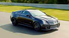 2012 CTS-V Sport Coupe | Cadillac