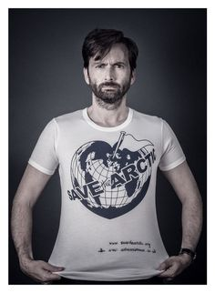 David Tennant #savethearctic