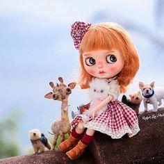 #blythe #blythedoll #blythestagram #blythecustom #blythegram #blythedress #blytheaday #blythelover #blythelove # #blytheclothes #blytheworld #blythehk #blythes #doll #dollstagram #dollphotography #dolls #dollmaker #ob11