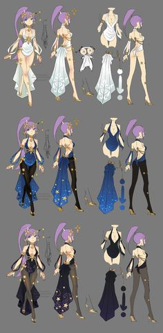 Dragon nest myth sorceress by ZiyoLing on DeviantArt