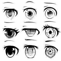 Eyes 5 by Haxelo.deviantart.com Más