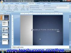 Learn how to record narration in Microsoft PowerPoint at www.teachUcomp.com. Get the complete tutorial FREE at http://www.teachucomp.com/free - the most comprehensive PowerPoint tutorial available. Visit us today!