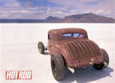 Salt Flats Coupe