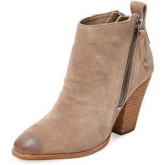 Dolce Vita Dolce Vita Women's Hariet Suede Bootie - Cream/Tan - Size... (6.730 RUB) ❤ liked on Polyvore featuring shoes, boots, ankle booties, platform ankle boots, platform booties, suede bootie, high heel boots and ankle boots