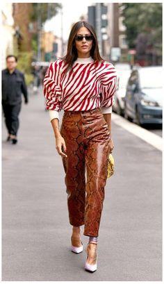 Fast Fashion, Look Fashion, Autumn Fashion, Fashion 2020, Milan Fashion, Womens Fashion, Runway Fashion, Girl Fashion, Street Style Chic