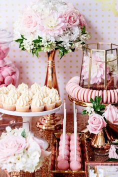 What You Need to Do About Pink and Gold Party Decor