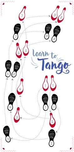 Learn To Tango! - studio t blog                                                                                                                                                     More