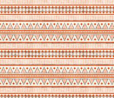 vintage_bohemian fabric by holli_zollinger on Spoonflower - custom fabric