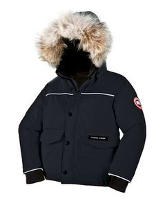 burgundy canada goose jacket