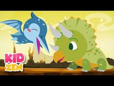 Relaxing Music For Children with Dinosaurs 🦖 Positive Music, Calm Music, Study Music Cute Dinosaur, Dinosaur Toys, All Dinosaurs, Music For Kids, Music Classroom, School Counselor, Relaxing Music, Working With Children, Finding Yourself