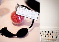 coco chanel bridal shower 12 @Lynsie Wolken  @Angela Glenn  this is so darn cute!
