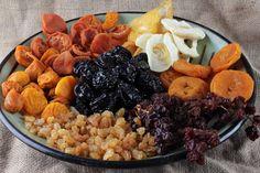 Aprende a deshidratar frutas y vegetales para disfrutarlos todo el año.