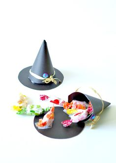 Witch Hat Party Favo
