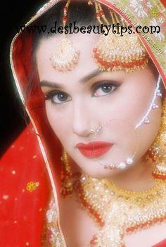 cool Pakistani Bridal Makeup