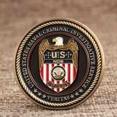 Challenge Coins are obviously designed for NCIS Security Training Assistance Assessment Team. You can order any military coins for any purpose at GS-JJ. Custom Challenge Coins, Military Challenge Coins, Medieval Shields, Custom Coins, Security Training, Military Branches, Coins For Sale, Design System, Military Life