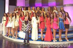 Miss Venezuela 2016 Finalists Revealed