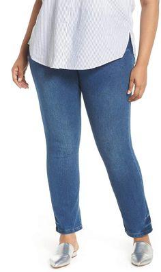 d3591fd4f13db5 Lysse High Rise Boyfriend Denim Leggings Boyfriend Style, Denim Leggings,  Capri Pants, Skinny