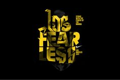 Hype Type Studio / Nike Basketball — Los Fearless