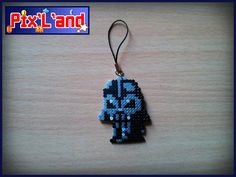 Darth Vader - Star Wars charm hama mini beads by Pix-l-and