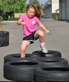CrossFit Kids- has daily WODs for the kiddos!!