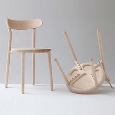 Them Chair by Nicholas Karlovasitis & Sarah Gibson