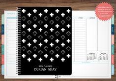 2016 2017 planner custom 2016-2017 planner student planner VERTICAL LAYOUT…