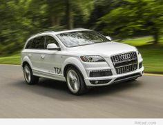 2014 Audi Q7 TDI Review Photo