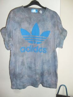 Vintage tie dye acid wash unique urban indie grunge customized festival t-shirt