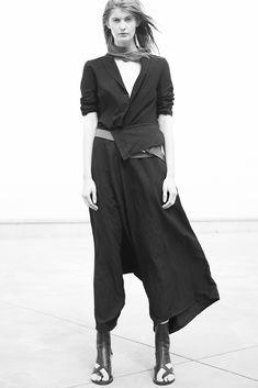 Ivan Grundahl vår 17 Yohji Yamamoto, Fashion Forward, Trends, Creative, Coat, Skirts, Jackets, Fashion Design, Vintage