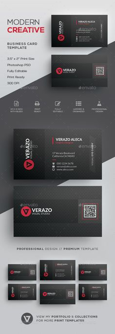 Rent a car business card design cars cards pinterest business qr code business card colourmoves