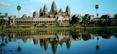 Angkor Wat, Phnom Penh, Cambodia